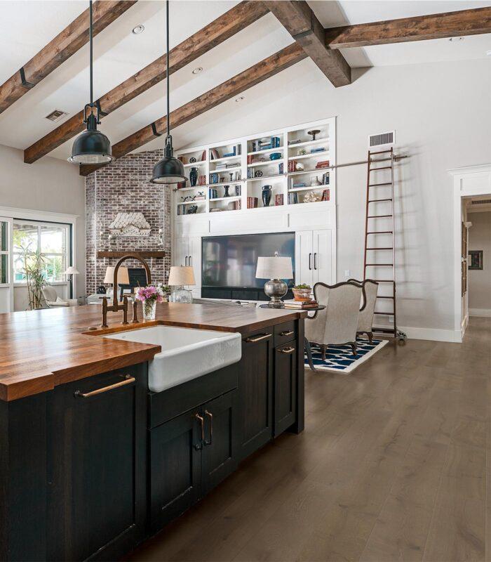 Cascadia-European oak planks-Variante Collection-room